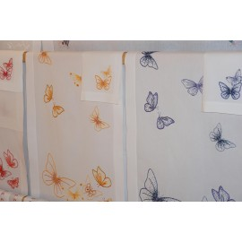 Dancing butterflies colored